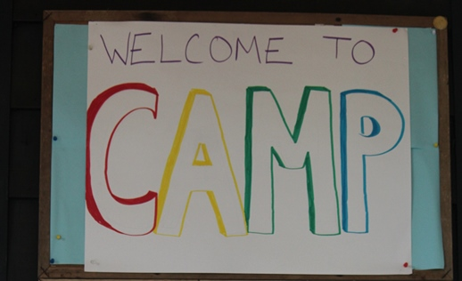 Welcome to camp!