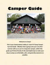 Camper Survival Guide